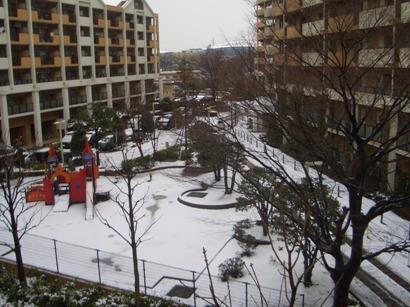 関東の雪2