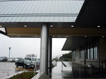 島根原子力館の外観
