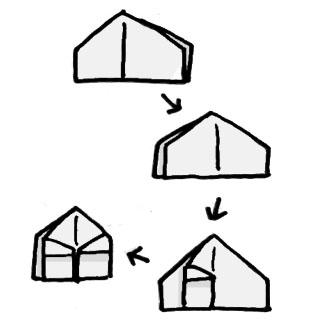 チラシゴミ箱の作り方3