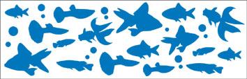 デザイン 魚