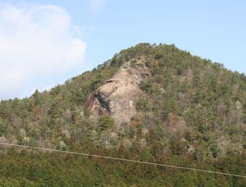 ライオン岩1
