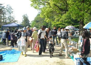 徳山フリーマーケット 1