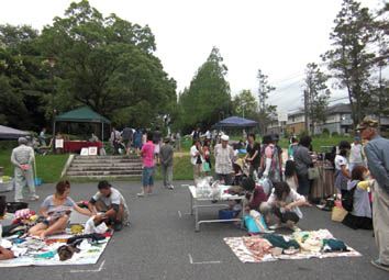 徳山フリマ 2