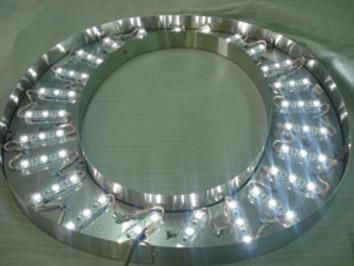 LED 点灯試験