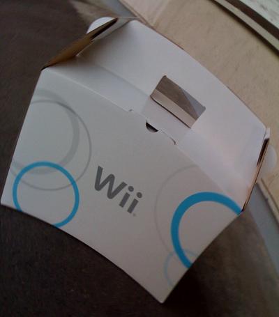 Wii…うぃ~~ひっく