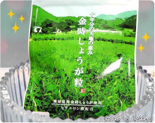 【金時しょうが粒】温効生姜オンラインショップの生姜サプリメント