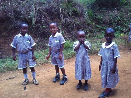 キリナマンジャロの子供たち