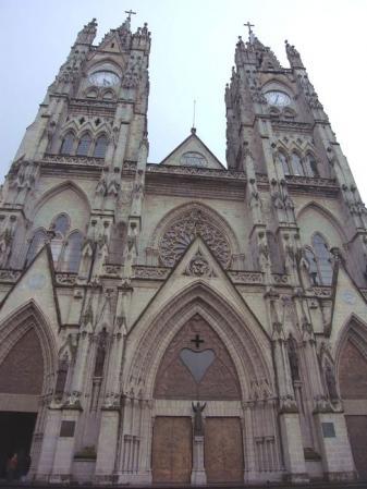 キトの教会