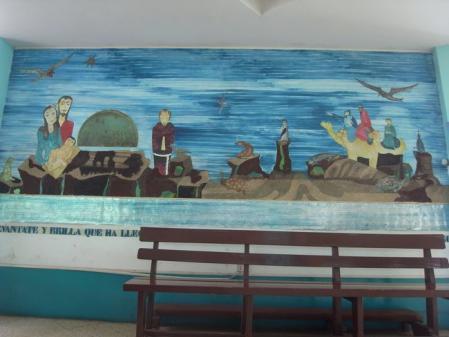 ガラパゴスの教会2