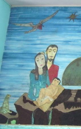 ガラパゴスの聖母子