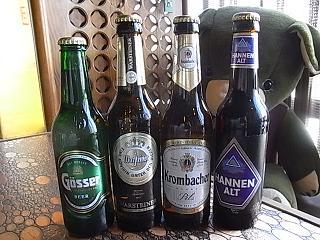 ブログ ビール