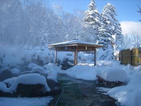 北海道旅行露天風呂11