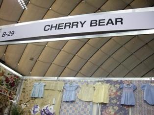 CHERRY BEARさんー1