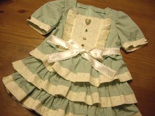 女児服。。。