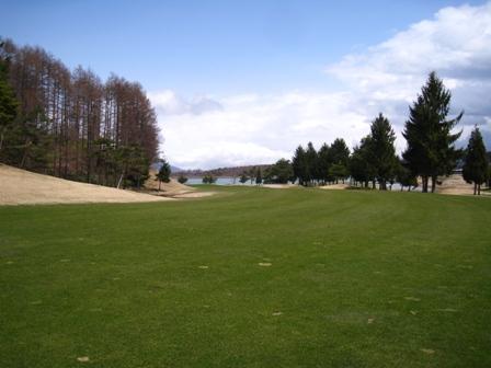 飯綱高原ゴルフコース7番