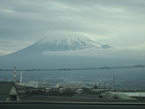 富士山100331