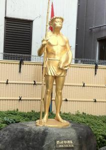黄金のカッパ