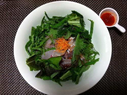 韓流海鮮丼