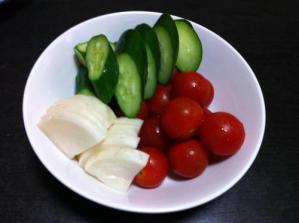 トマト糠漬け