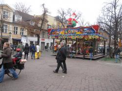 クリスマスマーケット111126