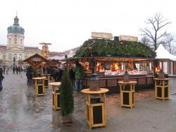 シャルロッテンブルグクリスマスマーケット2011_1