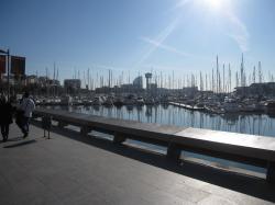 バルセロナ海岸1