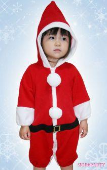 クリスマス コスプレ 子供