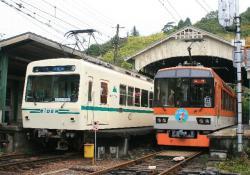 八瀬比叡山口(2008.10.25)