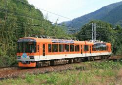 八瀬比叡山口~三宅八幡間(2008.10.25)