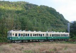 八瀬比叡山口~三宅八幡間(2008.11.1)