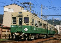 出町柳~元田中間(2008.11.1)