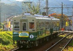 木野~京都精華大前間(2008.11.1)