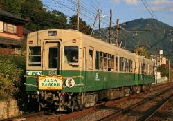 京都精華大前~木野間(2008.11.1)