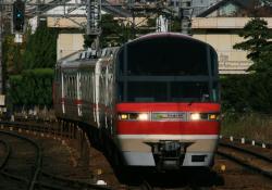 金山~神宮前間(2008.11.29)