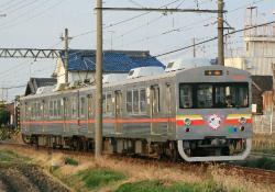 三ツ松~三ヶ山口間(2009.1.9)