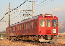 烏江~美濃高田間(2009.1.25)