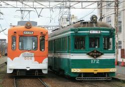 浜寺駅前(2009.1.31)