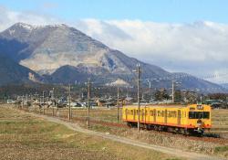 三里~丹生川間(2009.2.1)
