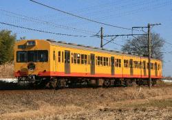 暁学園前~山城間(2009.2.1)