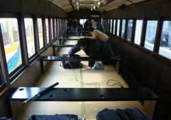 発車前の光景(2009.3.1)