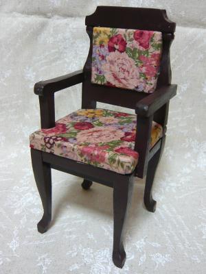 椅子完成♪