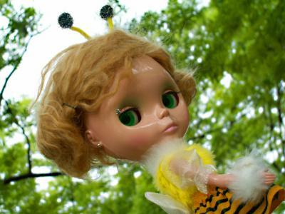 ミツバチっこ