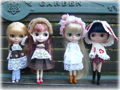 タム子さんと友達