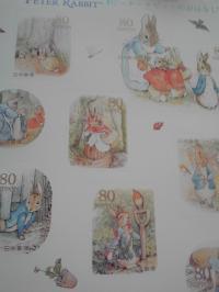 切手シート♪