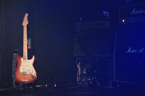 最後ギター