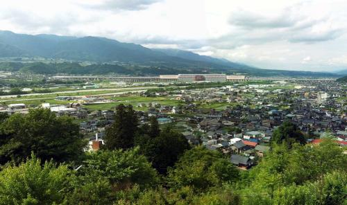 リニア飯田駅