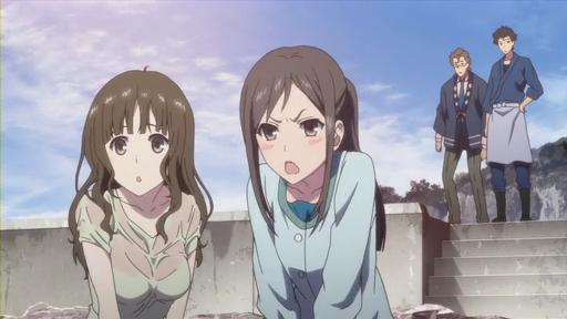 花咲くいろは 第3話 「ホビロン」 - ひまわり動画.mp4_001001333