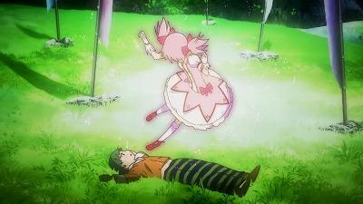 魔法少女まどか マギカ 第12話 Mhrさん高画質 - ひまわり動画.mp4_000310268