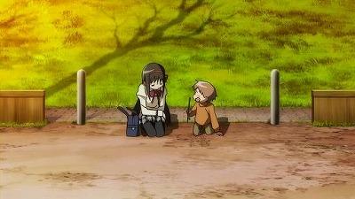 魔法少女まどか マギカ 第12話 Mhrさん高画質 - ひまわり動画.mp4_001028152