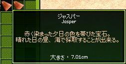 さらに大きなジャスパーです